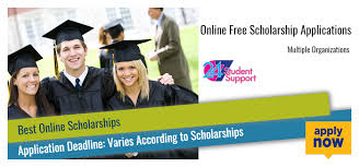Online Free Scholarship Applications - 2018-2019 USAScholarships ...