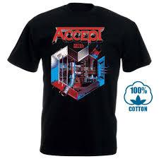 <b>Accept Metal Heart</b> Udo Heavy Metal Band Runninger Wild Rage ...
