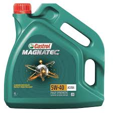 <b>Моторное масло Castrol Magnatec</b> 5W-40 синтетическое 4 л ...