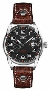 Наручные <b>часы Aviator V</b>.<b>3.18.0.100.4</b> — купить по выгодной цене ...
