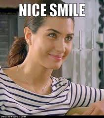 Nice Smile Meme | Chat with Free Emoticons & Smileys via Relatably.com
