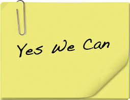 Image result for yes we can