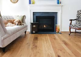 captivating home interior decorating ideas with wide plank white oak flooring design charming living room charming living room lights