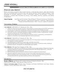 resume sample free legal  tomorrowworld coresume sample