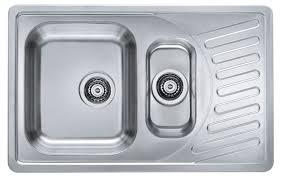 <b>Мойка</b> кухонная <b>Alveus ELEGANT 110</b> LEI-90 810 x 510 1009389 в ...