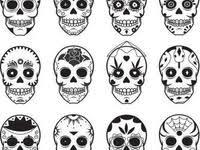 10+ Best <b>Sugar skull patterns</b> images | <b>sugar skull</b>, skull, <b>sugar skull</b> ...