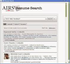 the recruiter    s today  airs free resume searchevery result clicked opens into a new chrome browser tab  so users will not lose their search string