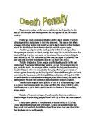 death penalty essay titlesessay on death penalty is the death penalty the best protection from a murderer  is