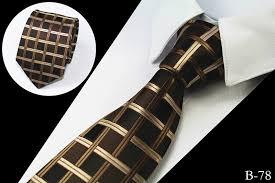 Ricnais <b>New</b> Slim Luxury Tie 100% <b>Silk Jacquard Woven</b> Ties For ...