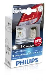 Светодиодные <b>лампы</b> для автомобиля <b>P21</b>/<b>5W</b> купить в ...