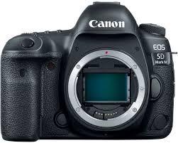 Купить Зеркальный <b>фотоаппарат</b> CANON <b>EOS 5D Mark</b> IV body ...