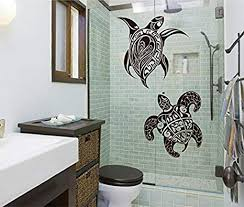 ik2515 Wall Decal Sticker Beautiful sea Turtles Living ... - Amazon.com