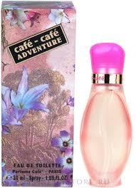 Cafe Parfums <b>Cafe</b>-<b>Cafe Adventure</b> - <b>Туалетная вода</b>:купить с ...