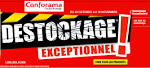 Tous les produits - Destockage - Boutique - Conforama