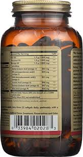 <b>Solgar</b>, <b>EFA</b>, Omega 3-6-9, <b>1300 mg</b>, 120 Softgels - Buy Online in ...