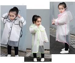 <b>children's raincoat</b> girl's <b>raincoats child</b> poncho waterproof rain ...