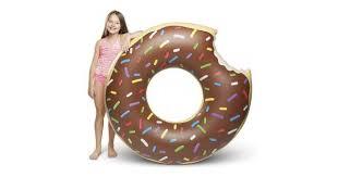 <b>Круг надувной BigMouth Chocolate</b> Donut купить по цене 1990 руб.