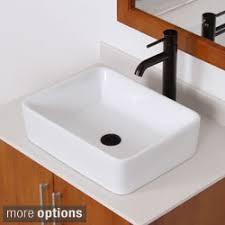 bathroom countertop sinks oval small