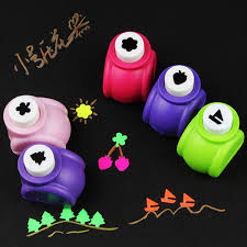 New 5 <b>Pieces</b> Cartoon Style Craft <b>Hole Punch</b> Christmas Gifts Prize ...