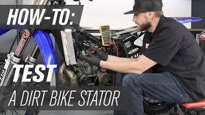 How To Test a Dirt <b>Bike Stator</b> - YouTube
