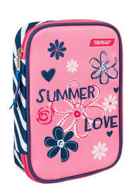 <b>Target Collection Пенал</b> с канцтоварами Summer Love <b>Target</b> ...