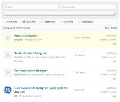 at x png filterable job listings