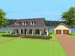 Dario Country Home Plan D    House Plans and MoreDario Country Home  HOUSE PLAN     D    Lavish Wrap Around Porch Welcomes Guests