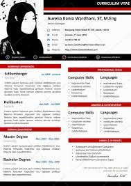 template cv word bahasa resume writing resume template cv word bahasa desain cv kreatif beautify curriculum vitae resume template