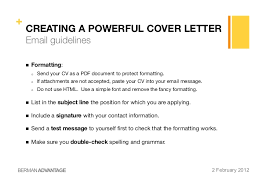 do send cover letter email attachment cover letter email attachment