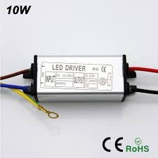 YNL LED Driver <b>Adapter</b> Transformer <b>10W</b> 100V 265V AC to 22 36V ...