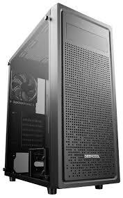 Компьютерный <b>корпус Deepcool E-Shield Black</b> — купить по ...