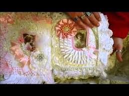 <b>New Style Vintage</b> Cushion Tutorial, Part 2 - jennings644 - YouTube ...