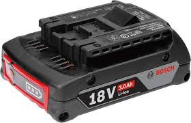 <b>Аккумулятор Bosch GBA</b> Professional, Li-ion <b>18V</b>, 3 Ач — купить в ...