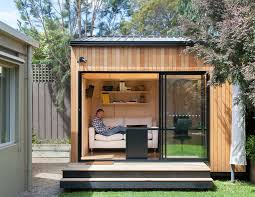 love this backyard shedquarters office idea lots more shedquarters pictures on this page backyard shed office