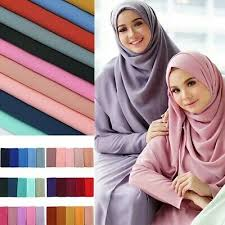 Women Muslim Islamic <b>Tassel</b> Long <b>Hijab</b> Scarf Shawl Wrap <b>Stole</b> ...