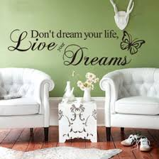 Live <b>Dream</b> Wall Decor Canada
