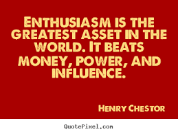 Image result for enthusiasm quotes