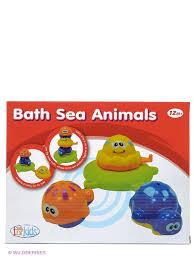 "<b>Набор</b> для ванны ""Морские обитатели"" <b>Toy Target</b> 2145908 в ..."
