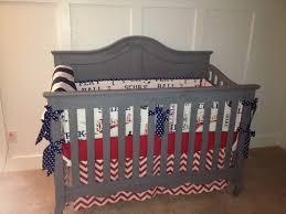 bedroom baseball baby boy crib