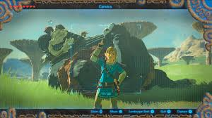 Image result for legend of zelda breath of the wild screenshots