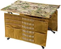 OneTigris Folding Camping Table Multicam <b>Folding Chair</b> with <b>7075</b> ...