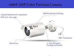 SanFu <b>Outdoor</b> Add-On Analog 1080P <b>HD Starlight</b> Color: Amazon ...