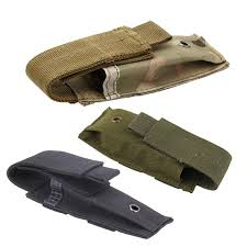 Военный <b>Molle Чехол</b> тактический один Пистолет подсумок ...
