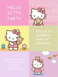 invitation templates for word  instant   party invitation samples for kids in word
