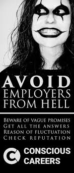 best images about job search tactics interview avoid employers from hell here are some of the signs you should be aware of middot seeking missionmission 1job