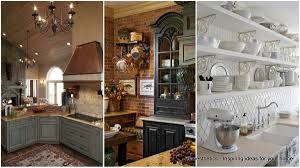 French Country Kitchen Majestic French Country Kitchen Designs Homesthetics Inspiring