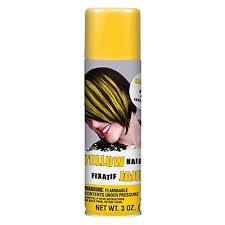 <b>Спрей</b>-<b>краска для волос</b> желтый/A - купить, цена с доставкой в ...