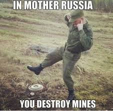 FunniestMemes.com - Funniest Memes - [In Mother Russia You Destroy ... via Relatably.com