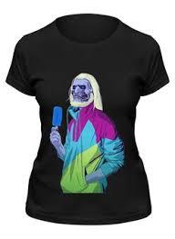 """Женские <b>футболки</b> c эксклюзивными принтами """"ice cream"""" - <b>Printio</b>"""