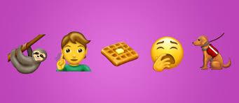 230 <b>New</b> Emojis in Final List for <b>2019</b>